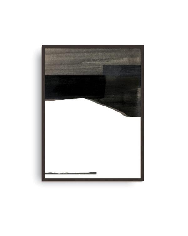 Selected Blacks 02 art print