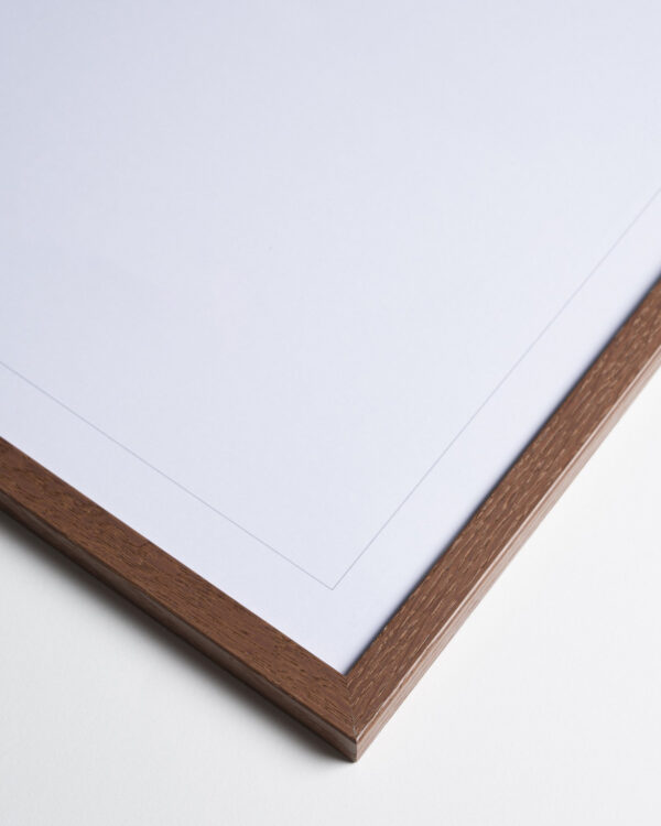 dark oak frame