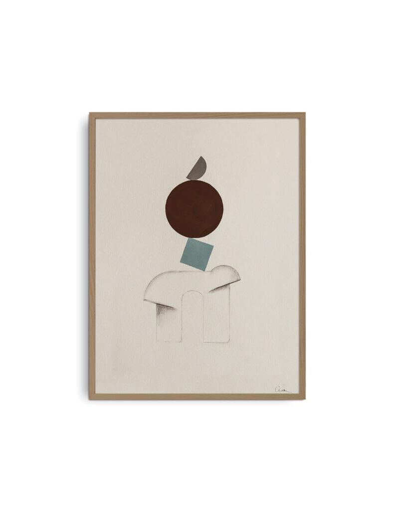 Balance 05 art print