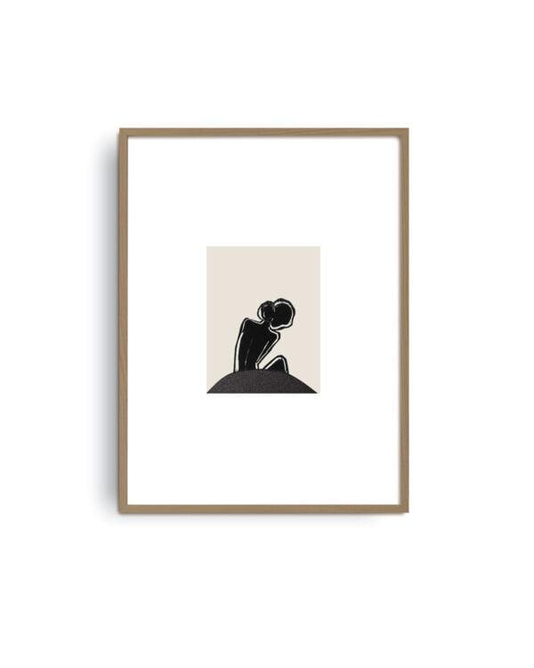 E 03 Giclée Fine Art print